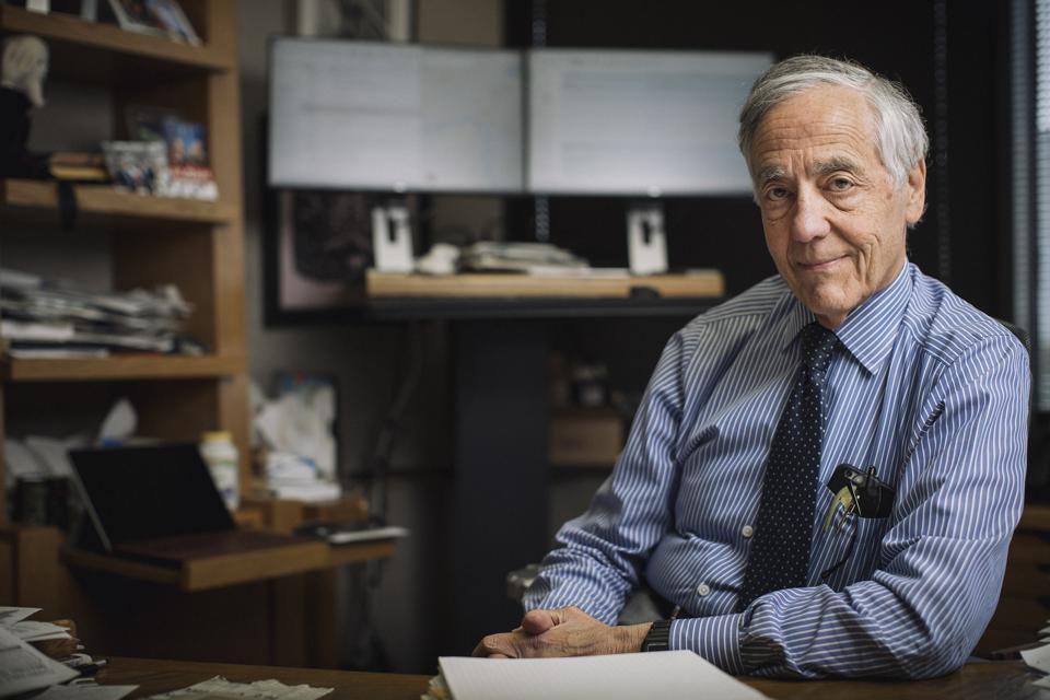 Billionaire George Kaiser