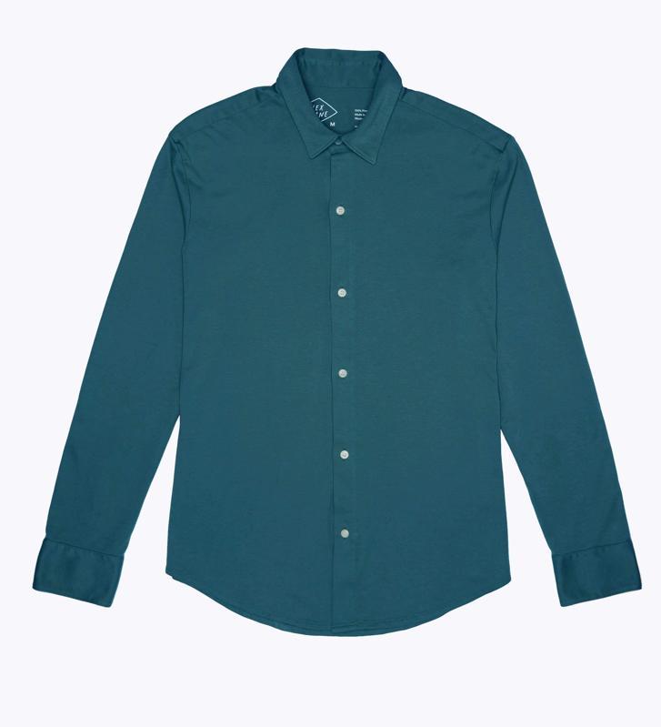 Alex Crane Blanket Shirt in Dusk