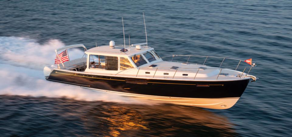 Boston BoatWorks has built almost 300 highly sought after MJM Yachts since the late 1990's.