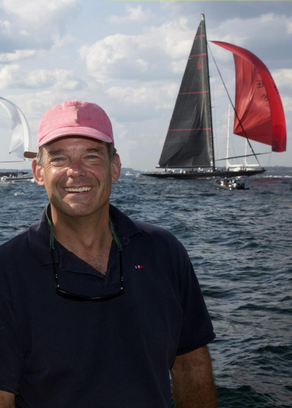 Scott Smith the owner and founder of Boston BoatWorks.
