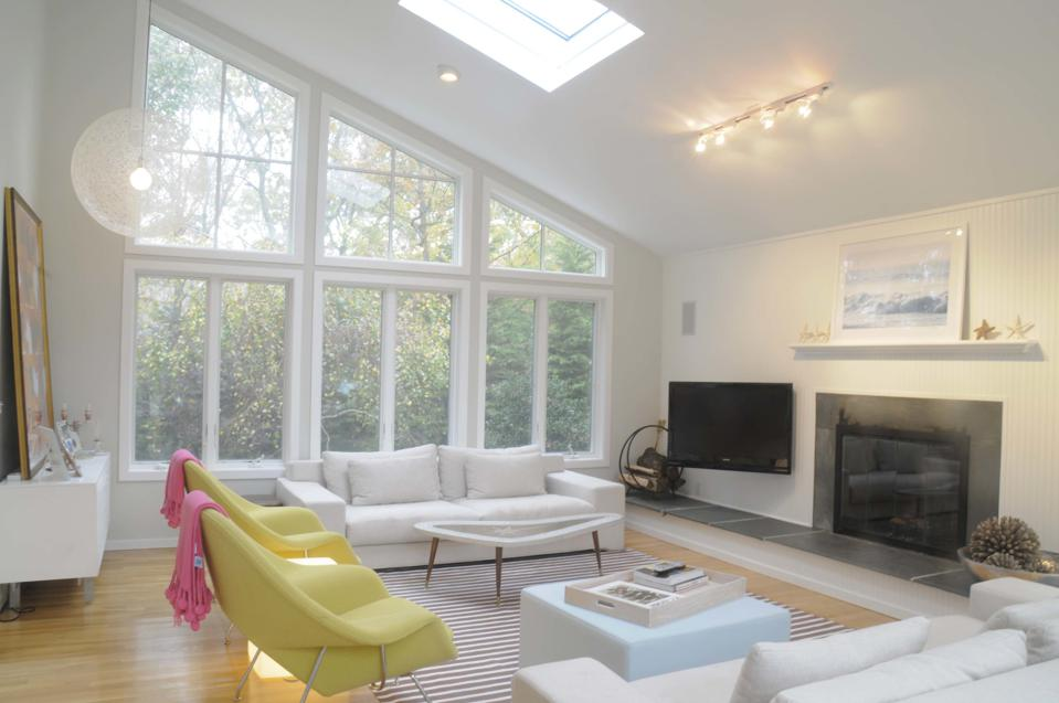 living room, interior design, interior decor, Beverly Bartfeld, Montauk, Long Island, The Hamptons