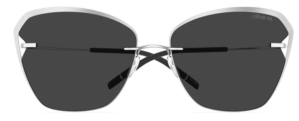 Caption and photo credit: Silhouette Accent Shades Collection (Model 8174)