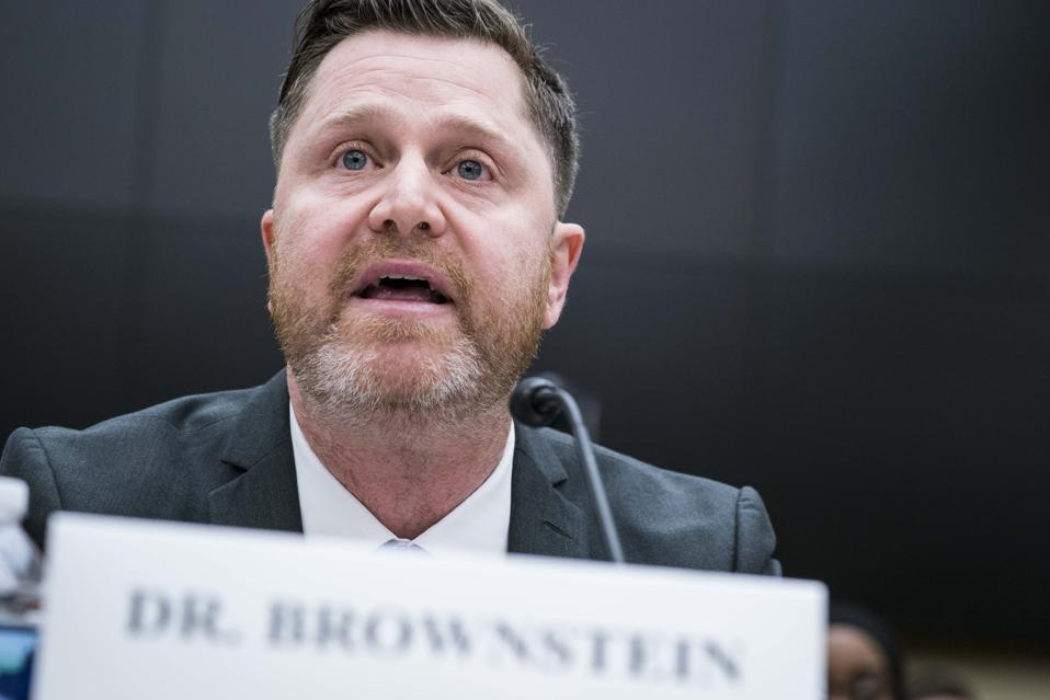 John Brownstein, chief innovation officer of Boston Children's Hospital