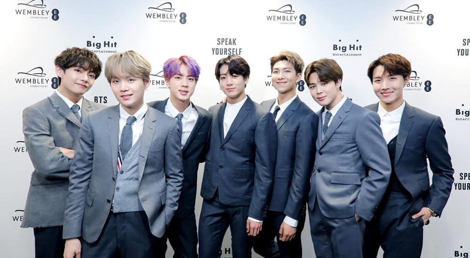 With Bts Concerts At A Standstill Agency Behind The World S Most