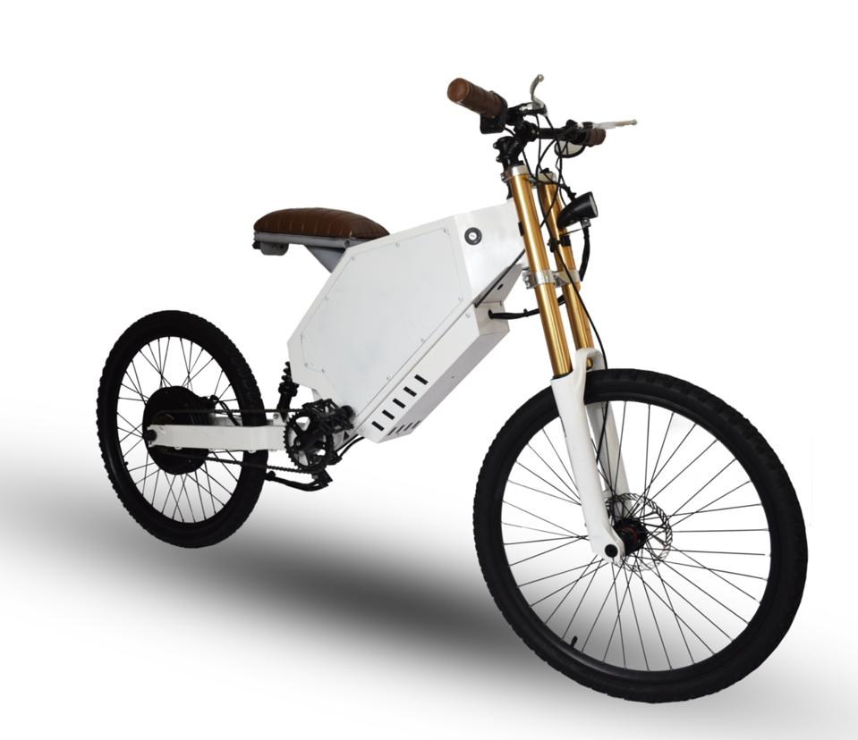Electric Bicycles Are A Lot Cooler Than You Think