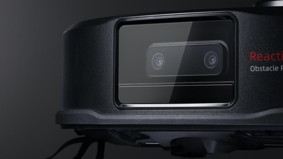 Roborock S6 MaxV stereo cameras