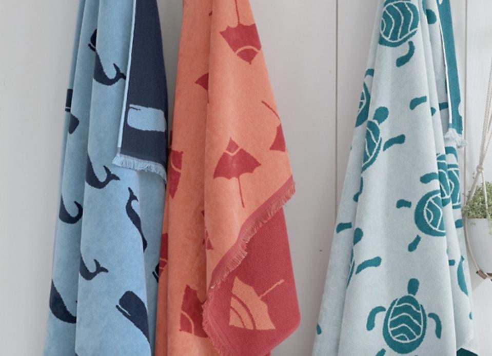Beach Towels from Garnet Hill