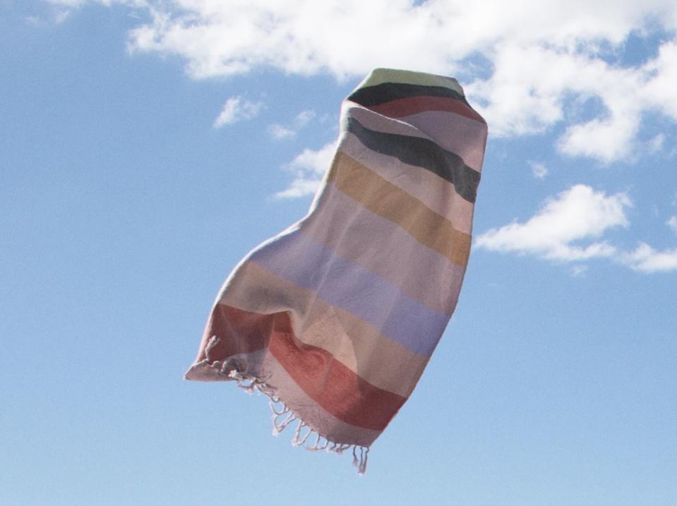 Honeydew Towel from MINNA