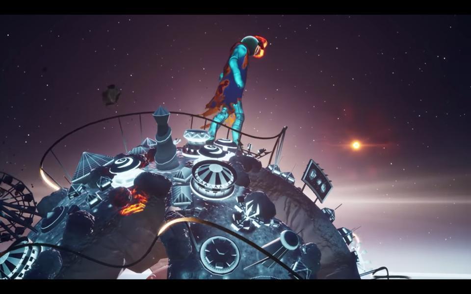 Astronomical , VR , AR, XR