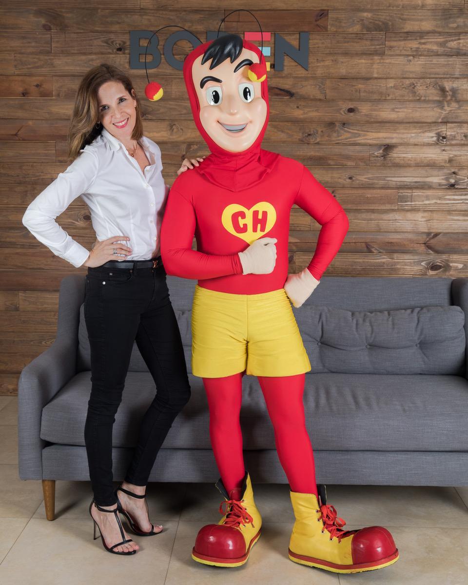 Natalie Boden, El Chapulín Colorado, McDonald's USA