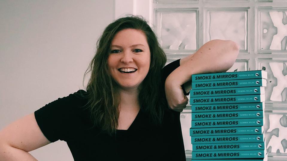 Gemma Milne - Author, Technology Writer