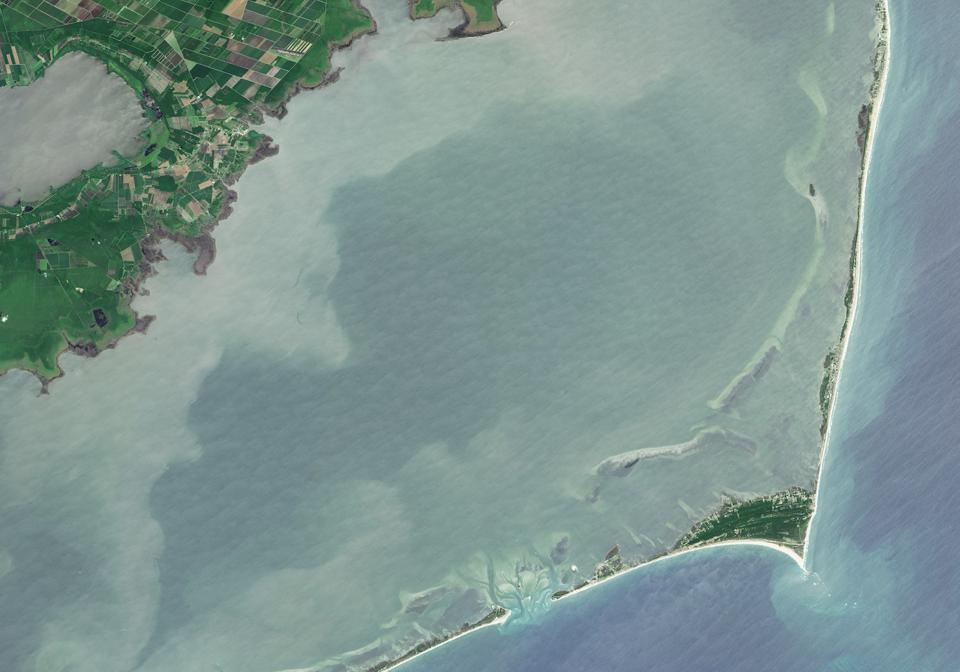 North Carolina's Outer Banks.