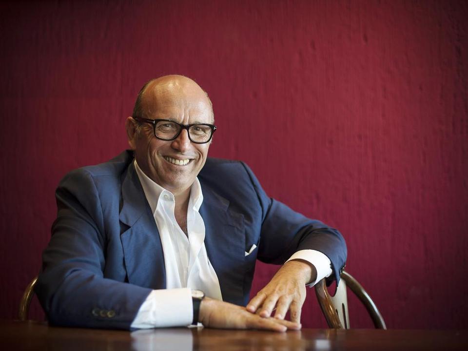 Founder and chairman Maurizio Zanella, Ca'del Bosco