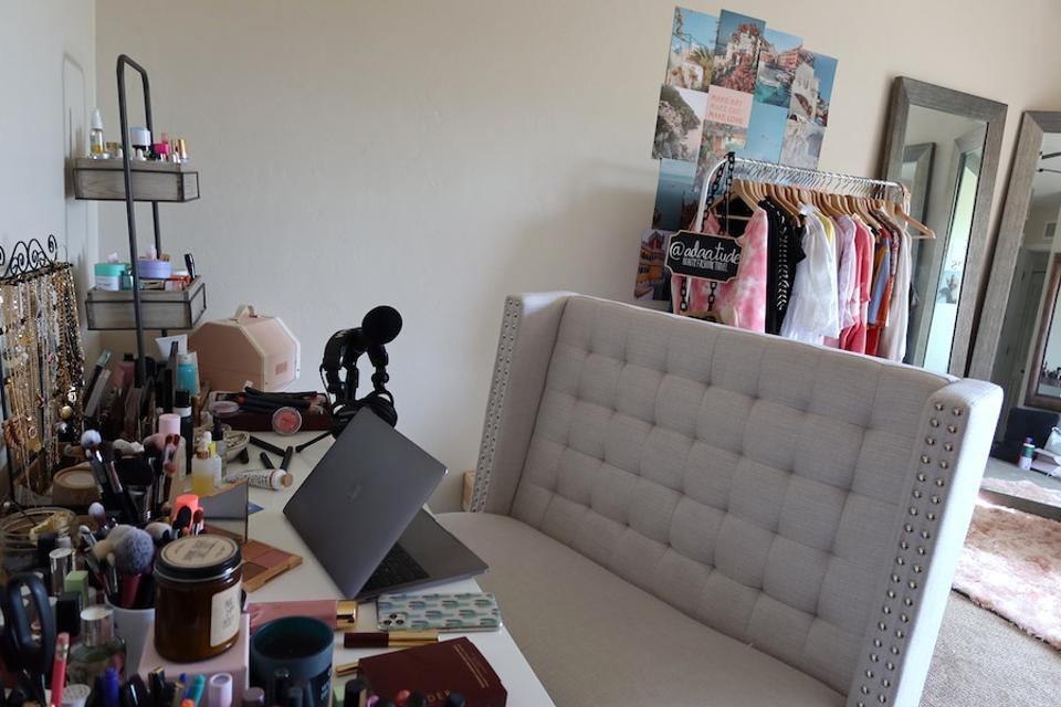 Adaleta Avdic's office in Arizona.