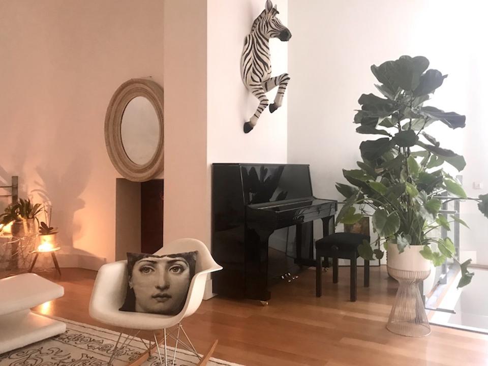 Aurore Martial home