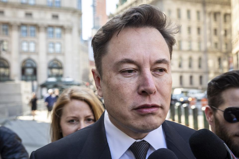 Elon Musk used Tesla's quarterly results call as an opportunity to attack extended COVID-19 shutdown rules.
