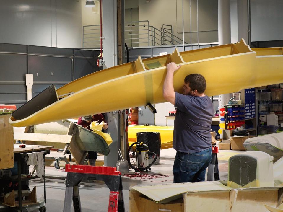 seaplane float factory
