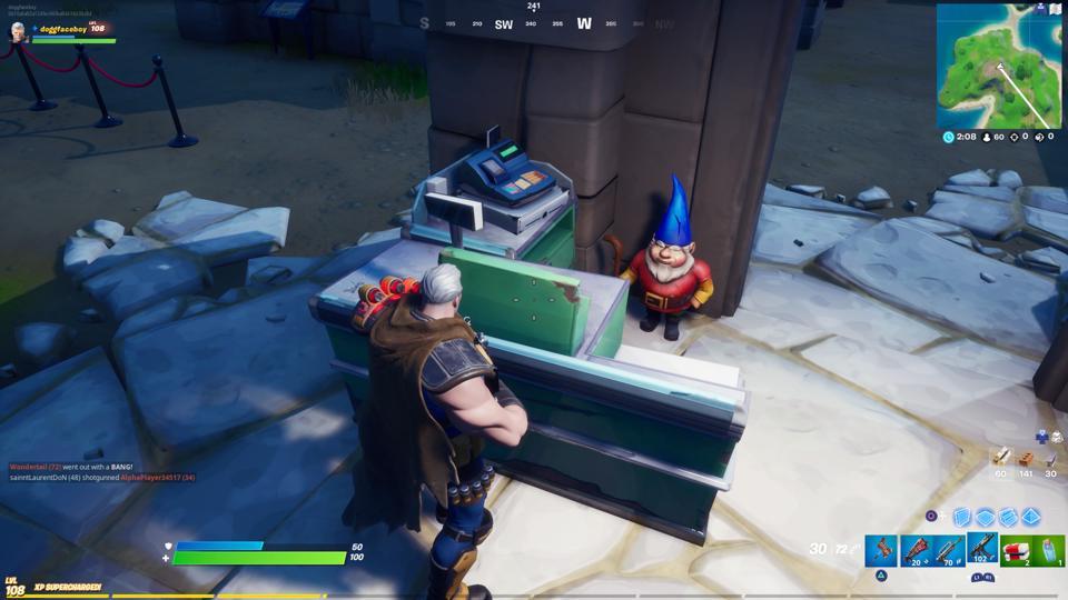 Gnome Location #1