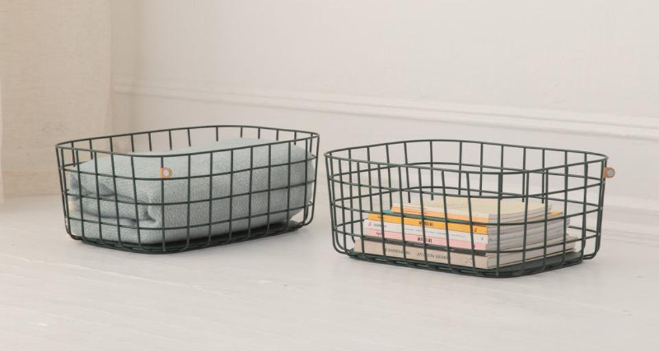 Open Spaces Large Wire Baskets