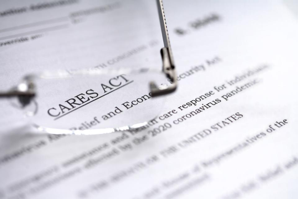 The CARES Act is one mitigation tool to prevent foreclosures