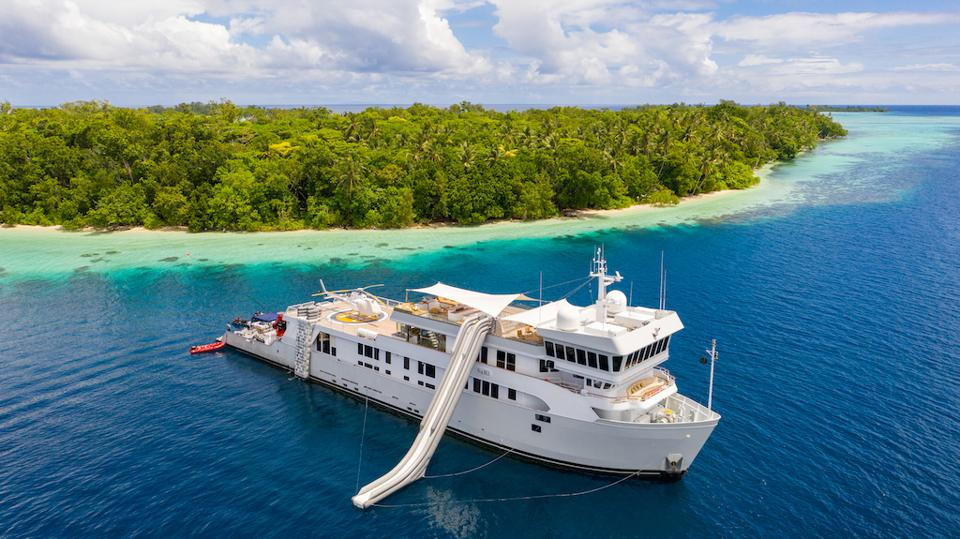 Pent up demand for yacht expeditionions to Solomon Islands and other far flung destinations will be released as soon as travel restrictions are lifted.