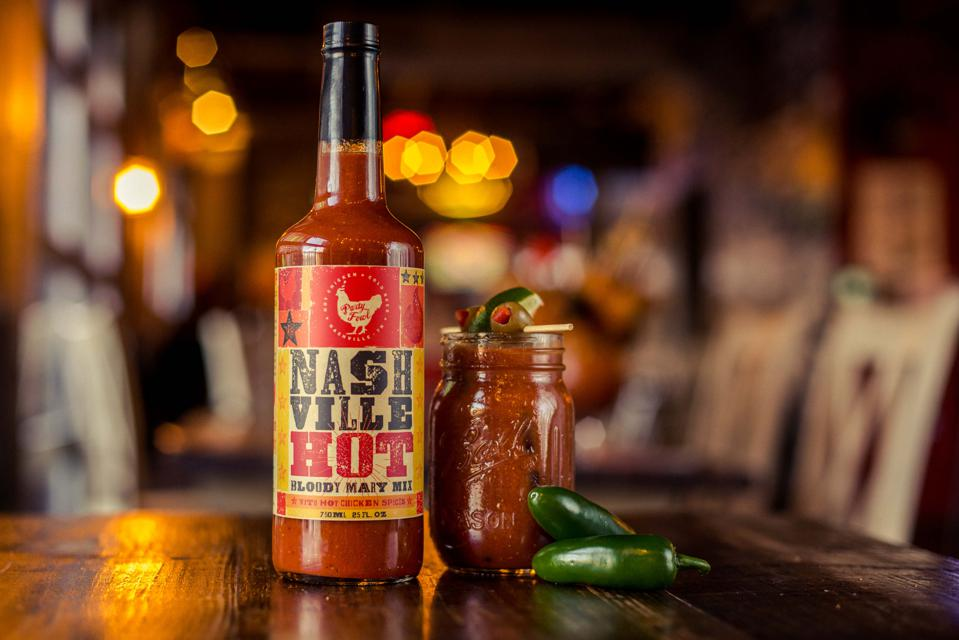 Party Fowl Nashville Hot Bloody Mary Mix