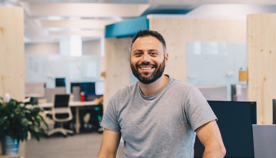 Avi Meir, CEO and co-founder of TravelPerk