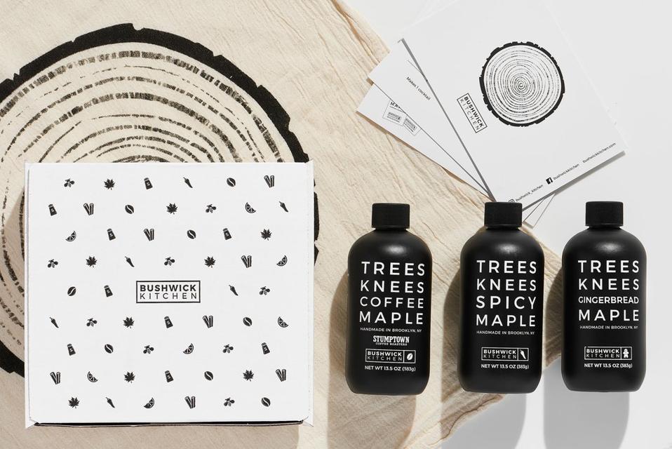 Trees Knees Maple Gift Set
