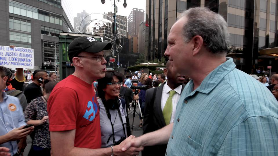 Planet of the Humans skewers climate activists like Bill McKibben who promote renewables.
