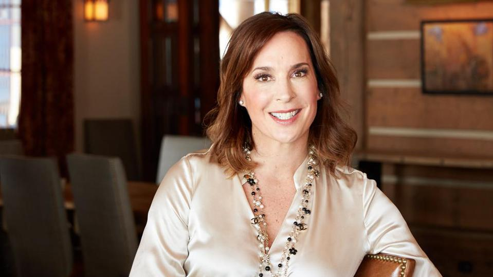 Julie Faupel, founder and CEO of REALM
