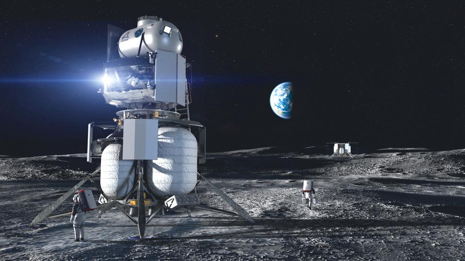 ILV on the Moon