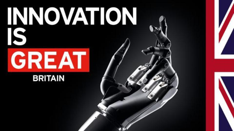 Innovation is Great advertising campaign