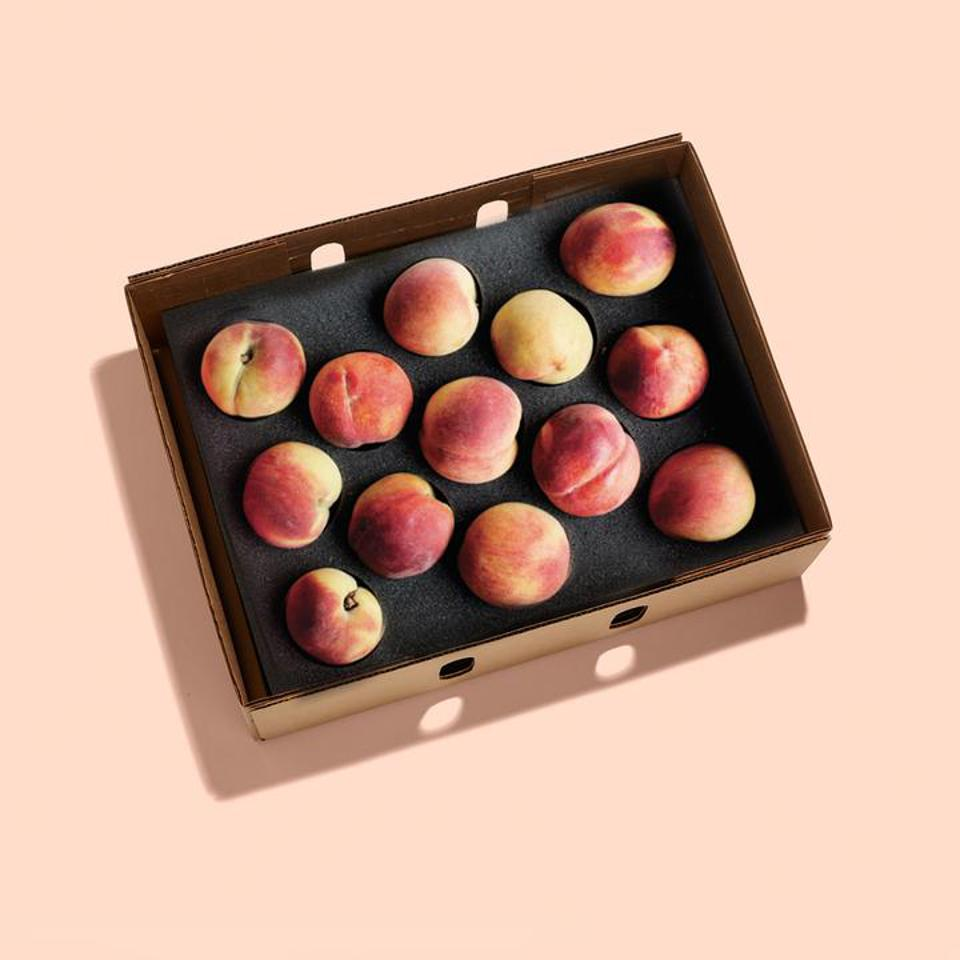 The Peach Truck's Monthly Peach Subscription