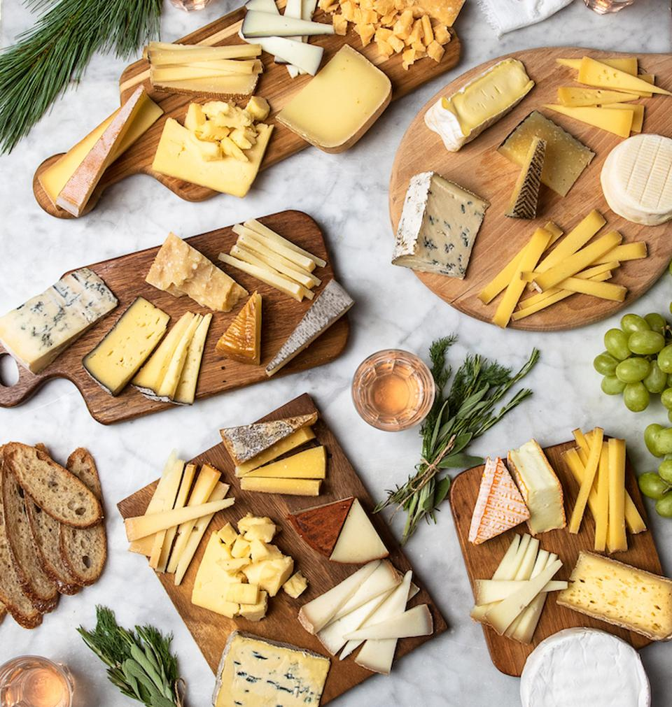 Murray's Cheese Cheese Board of the Month