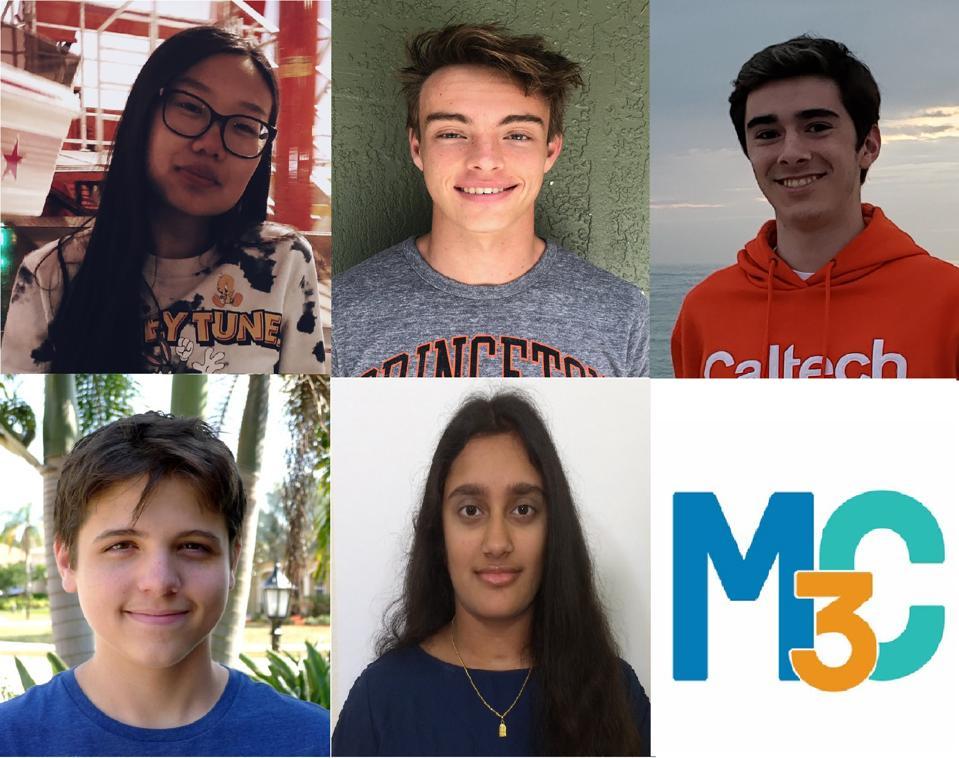 M3 Challenge, Osprey, FL team winners