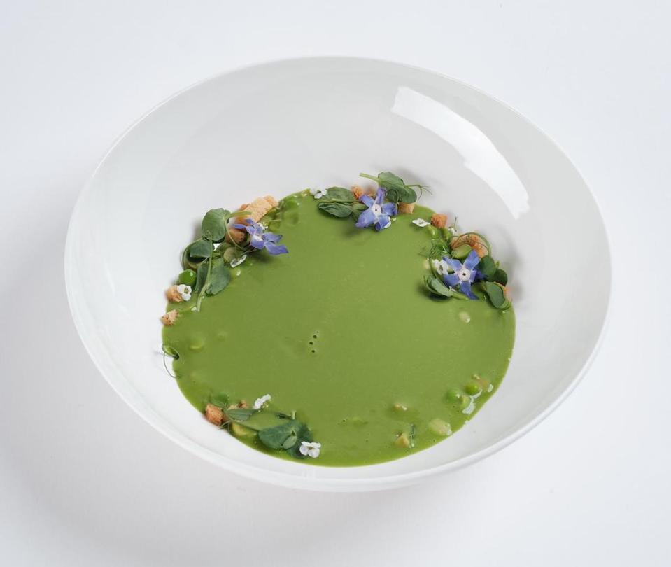 Pea Soup_Quarantine Cooking Best Recipes_Ristorante Ornellaia