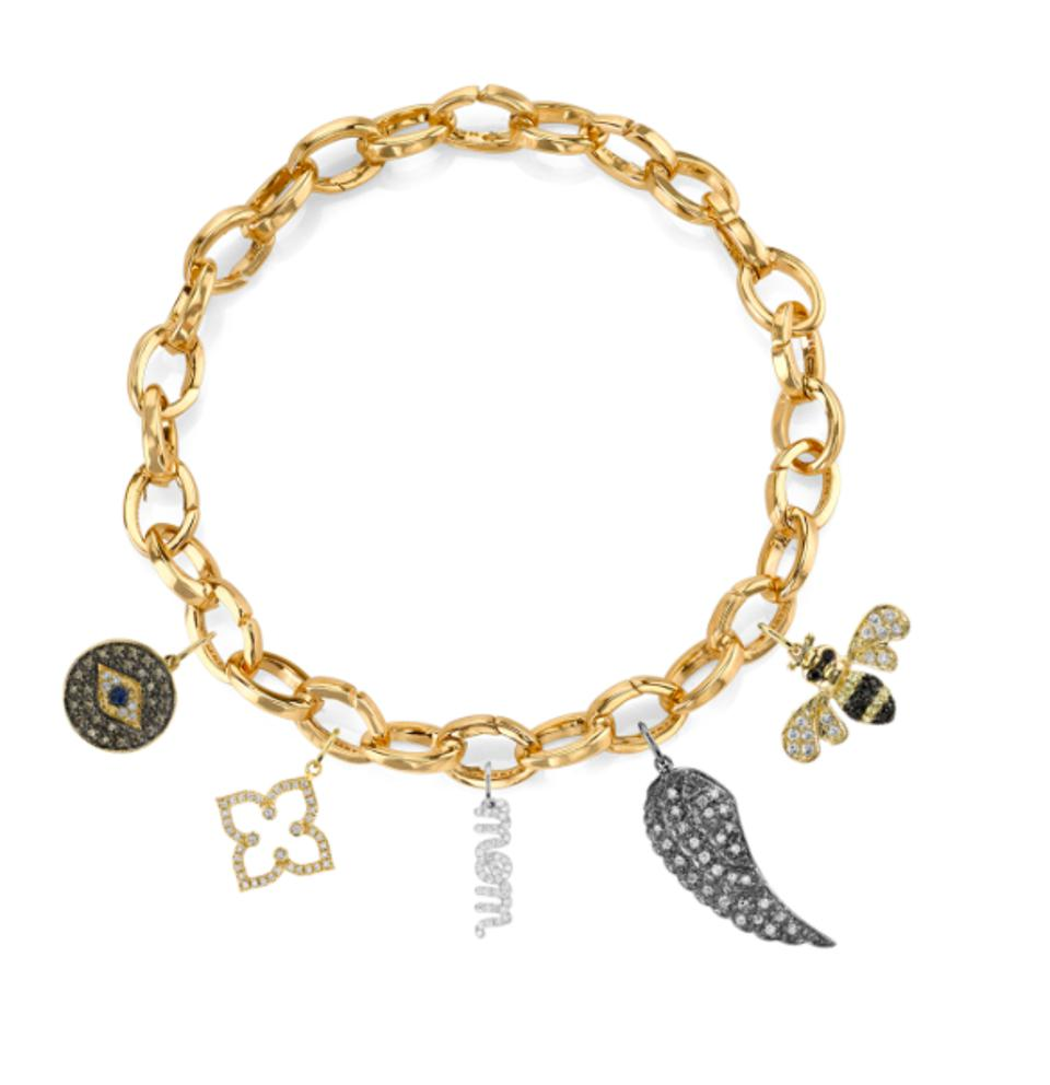 Create Your Own charm bracelets at Sydney Evan