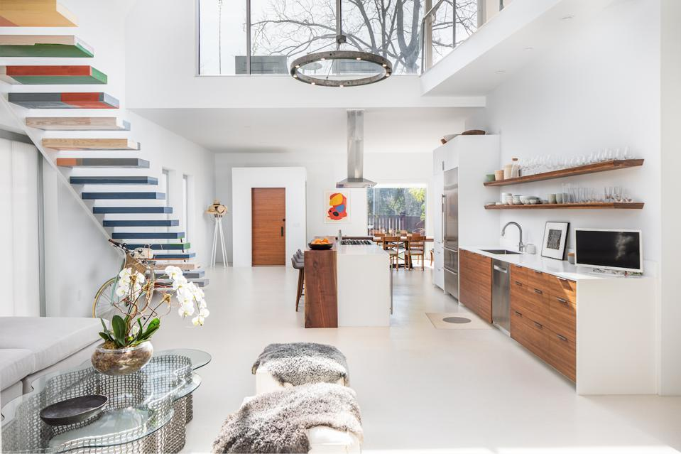 Hampton House, contemporary, modern, design, Charleston home