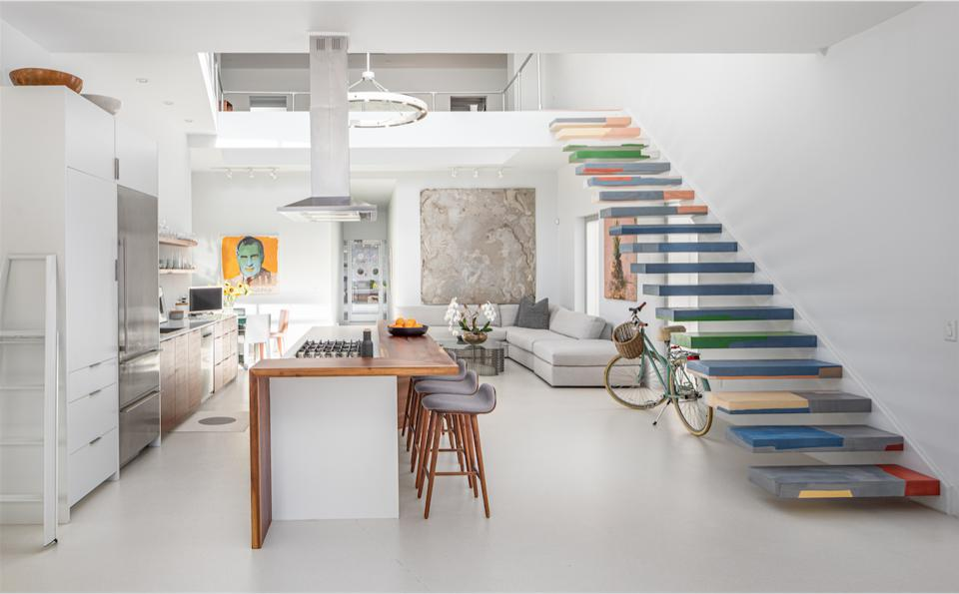 Hampton House maximizes space and livability while encouraging creativity
