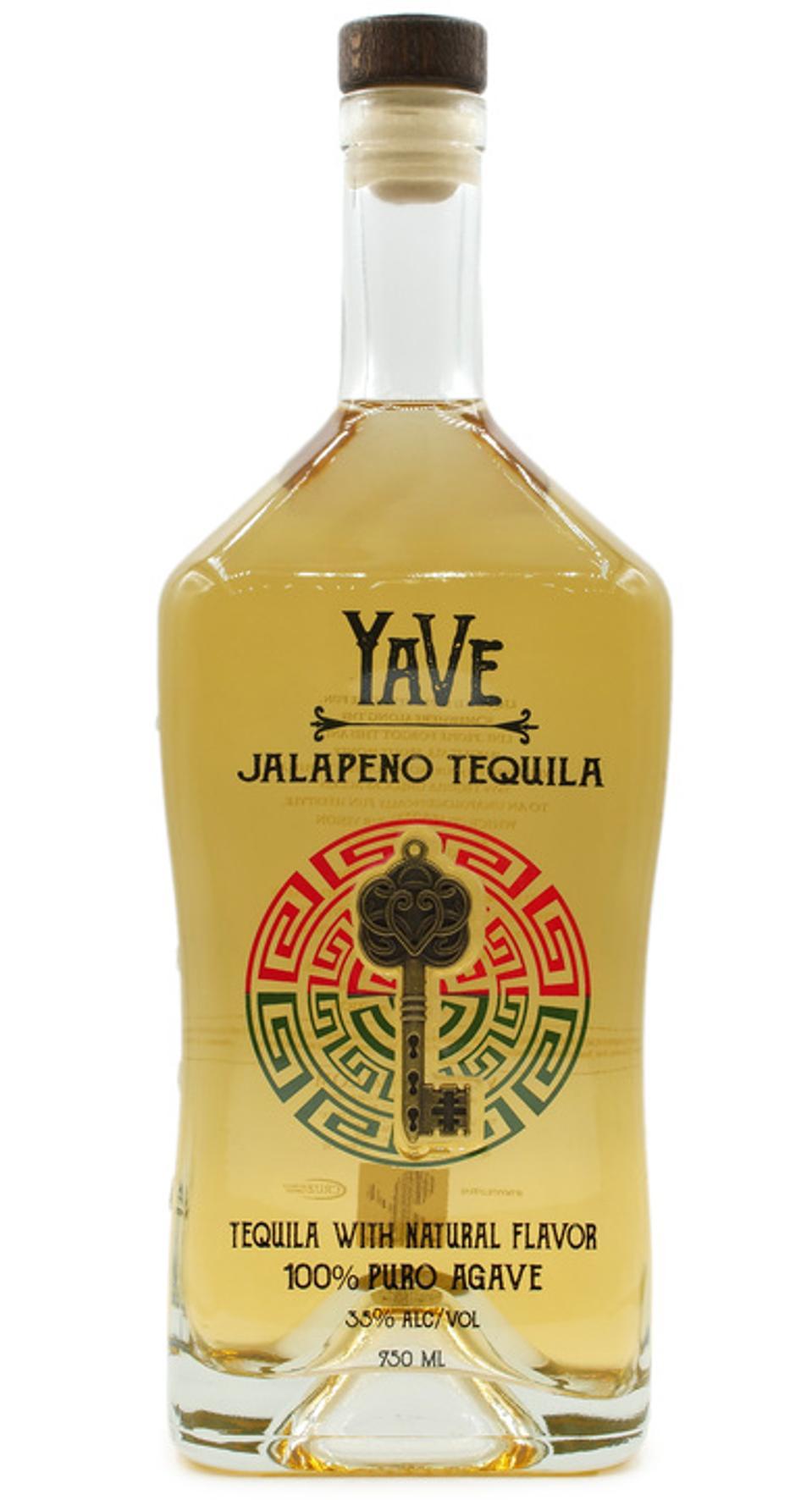 YaVe Jalapeno Infused Reposado Tequila