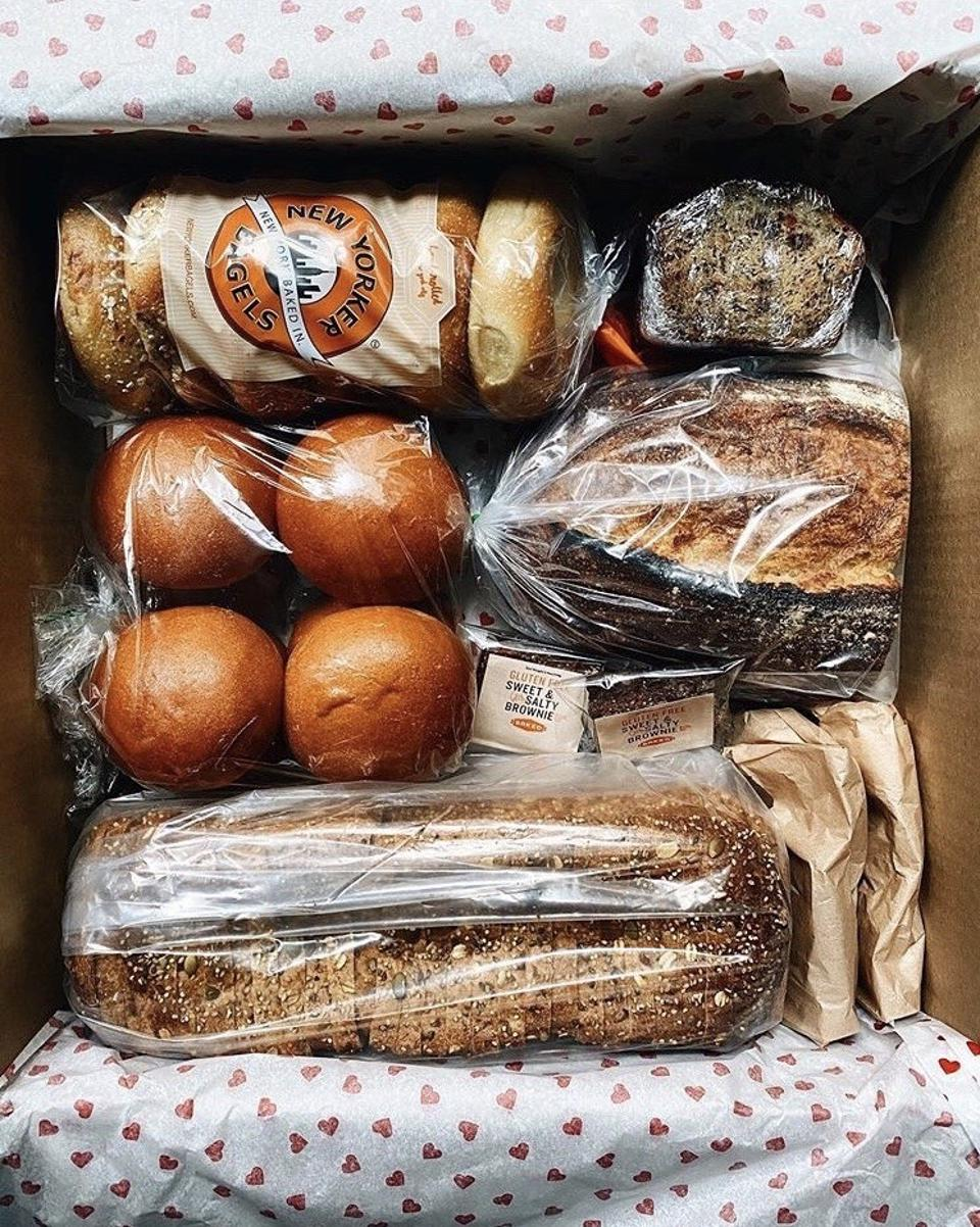 Weekly Bread Basket Subscription
