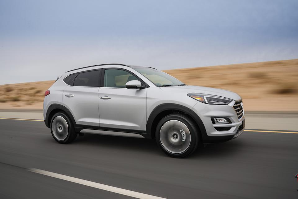 The one-millionth Tucson sold since its introduction in 2004 happened in April, 2020.