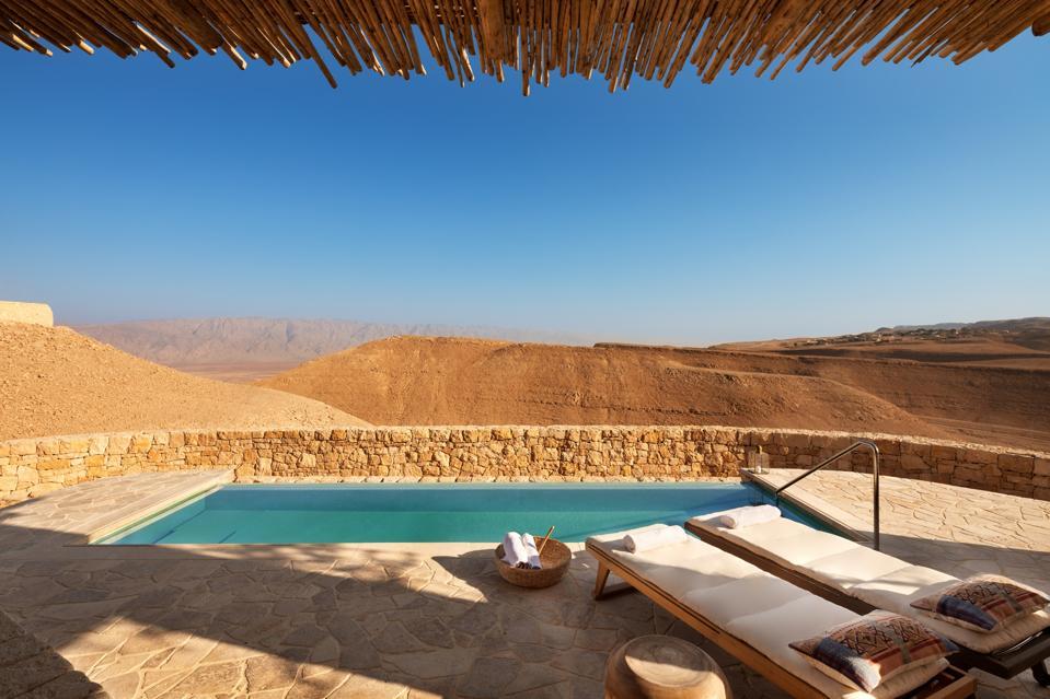 Six Senses Hotels Resorts Spas, Six Senses Shaharut, Israel, Hotel openings