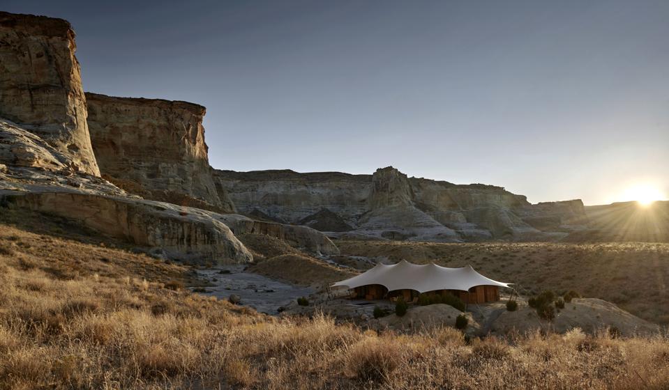Aman, Camp Sarika, Utah, Hotel openings