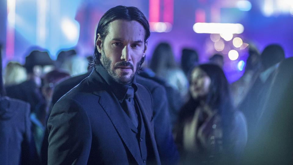 John Wick 4' Moves Away From 'Matrix 4,' Avoiding The Great Keanu ...