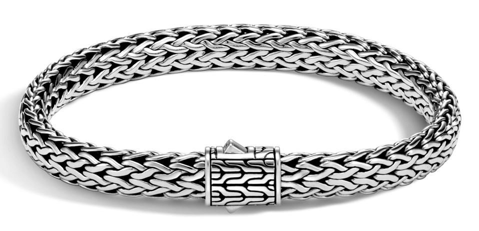 Caption: Classic Chain Bracelet