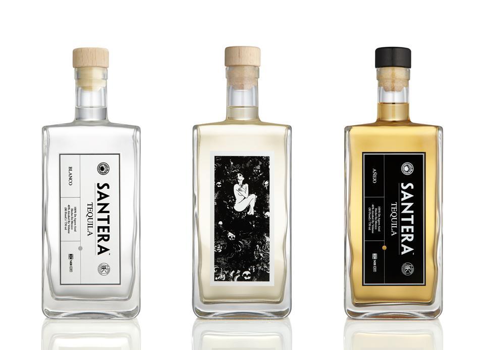 The Santera Tequila Core Range