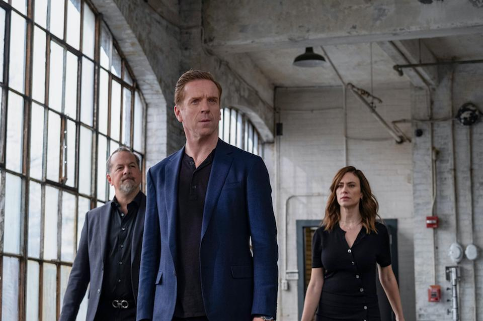 Corey Stoll, Damian Lewis, David Costabile, Kelly AuCoin, Maggie Siff, Asia Kate Dillon, Condola Rashad, Paul Giamatti and Jeffrey DeMunn, Showtime, Billions, streaming, #Billions, hedge funds, crypto mines, cryptocurrency, Ayahuasca, Axe Cap, #billions