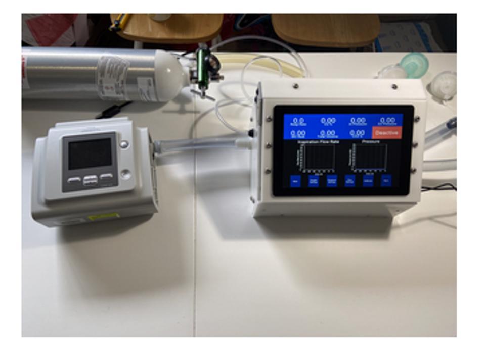 FLOW02 Ventilator
