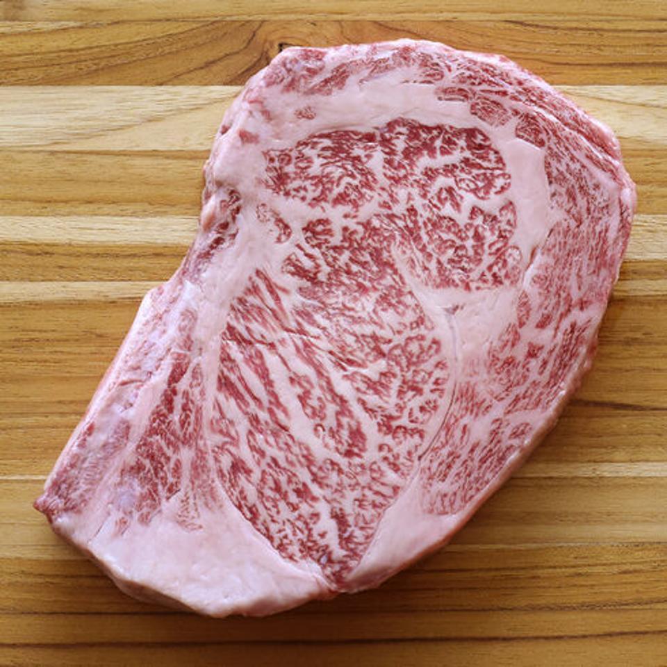 D'Artagnan A5 Wagyu Steak